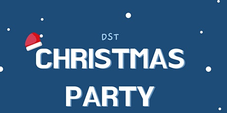 DST Christmas Party tickets