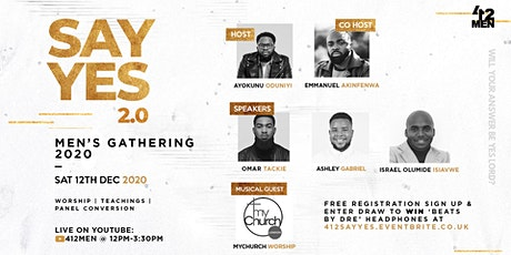 412MEN Presents SAY YES 2.0 tickets
