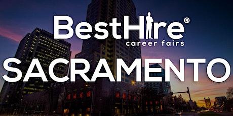 Sacramento Virtual Job Fair September 16, 2021 tickets