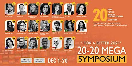 20-20 Mega Symposium - Online Event tickets