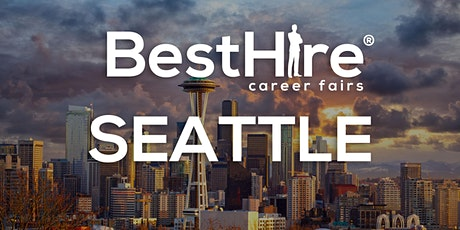 Seattle Virtual Job Fair September 15, 2021 tickets
