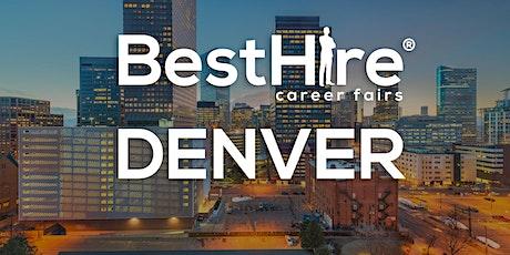 Denver Virtual Job Fair September 23, 2021 tickets
