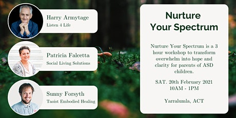 Nurture Your Spectrum tickets