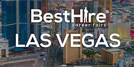 Las Vegas Virtual Job Fair September 22, 2021 tickets
