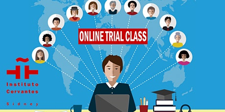 SPANISH ONLINE TRIAL CLASS FOR BEGINNERS tickets