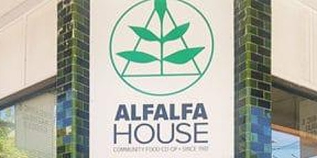 Alfalfa House 2020 AGM tickets