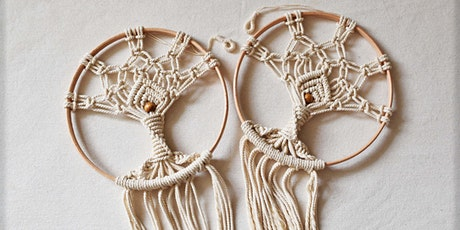 Macramé Dream Catcher