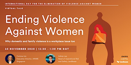 End Violence Against Women: Why Domestic Violence Is A Workplace Issue tickets
