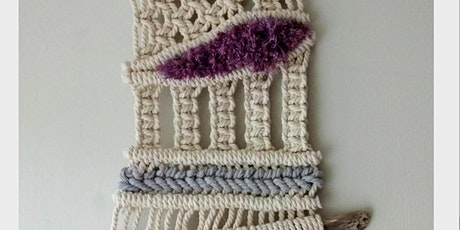 Macramé Wall Hanging tickets