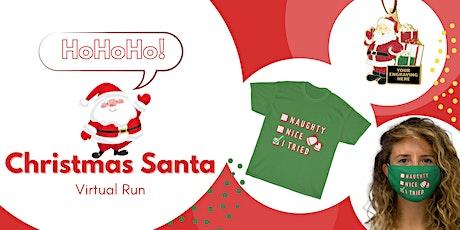 HoHoHo Santa Claus Virtual Run tickets