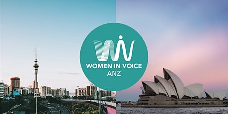 The Many Voices of Voice – Women in Voice Australia & New Zealand tickets
