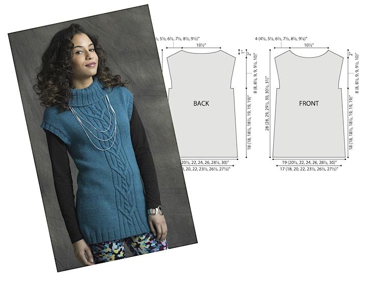 Customizing Sweater Patterns with Patty Lyons image