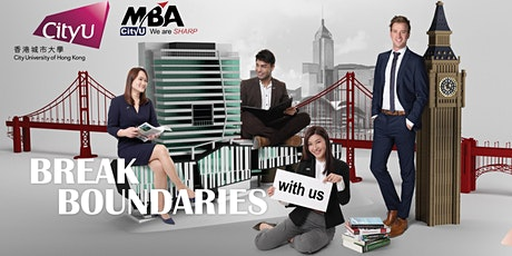 CityU MBA Online Admissions Chat | 2 Dec 2020 tickets