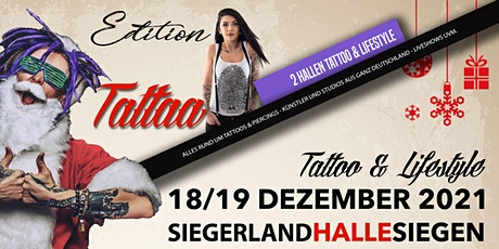 Tattoo Convention Siegen - TattooTattaa Tickets