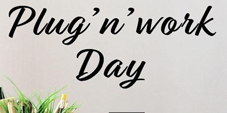 Plug'n'Work Day Zürich tickets