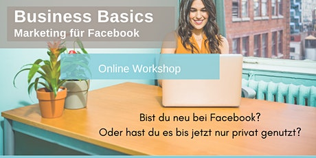 Business Basics für Facebook Tickets