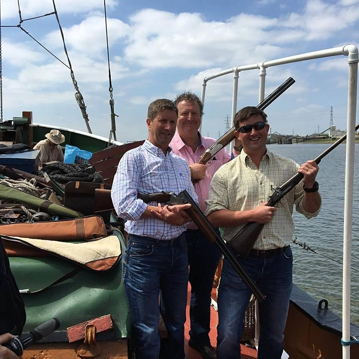 Clay Pigeon Shooting on the Thames -Friday 21 May 2021 image