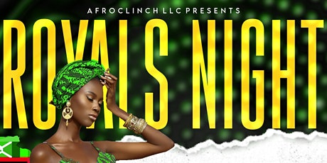ROYAL'S NIGHT (RED CARPET AFFAIR) tickets