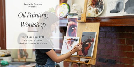 December Oil Painting Workshop tickets