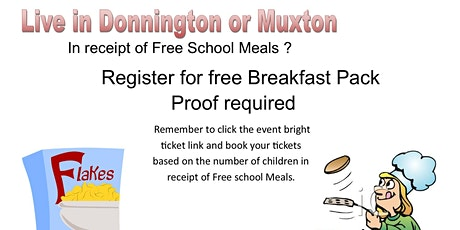 Donnington & Muxton Breakfast Club FSM tickets