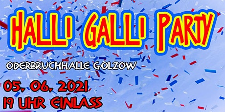 Halli-Galli-Party in Golzow Tickets