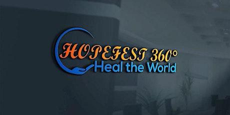 HOPEFEST 360° tickets