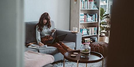 Virtual Coworking | mehr Produktivität im Homeoffice | VORMITTAGS Tickets