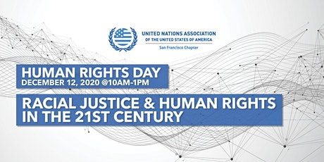 Human Rights Day 2020: Racial Justice and Human Rights in the 21st Century tickets