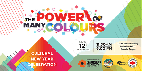 The Power of Many Colours – Kindness Shake & Australian Red Cross tickets