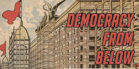 Democracy From Below: A Book Dialogue  tickets
