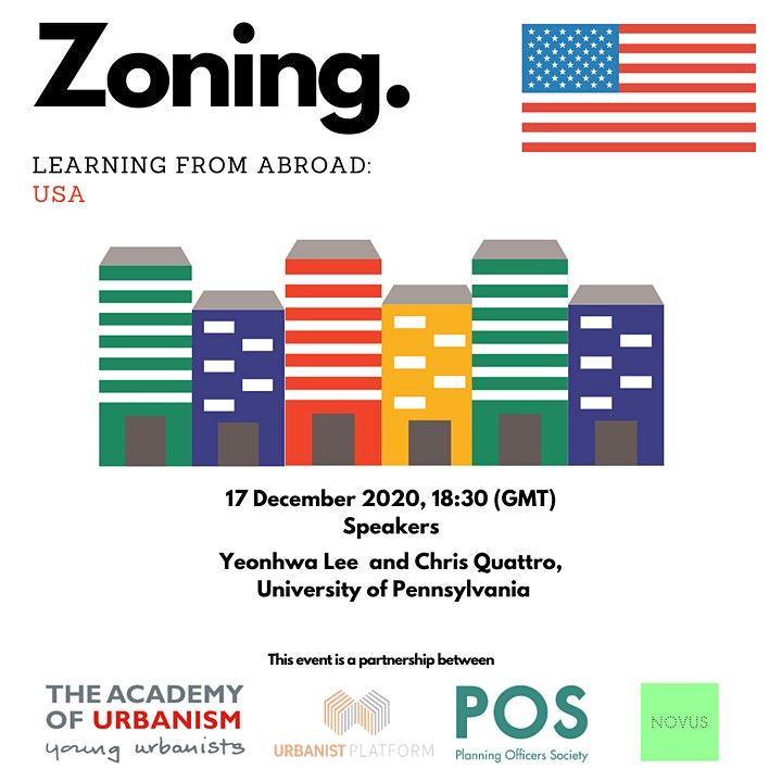 Young Urbanists: Zoning - Learning from Abroad - USA image