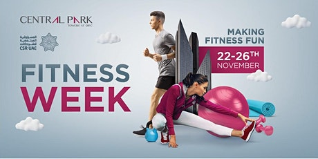 """Fitness Week -  Seminar """" Wellness in the Office """" - Active Space, P2 Level tickets"""