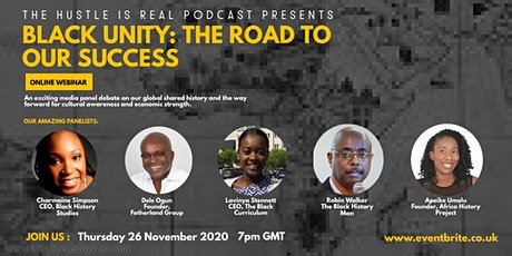 Black Unity: The Road To Our Success tickets