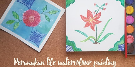 Watercolour Painting  Course - Beginners starts 14 Dec tickets
