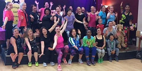 Zumbathon® for charity 2021 tickets