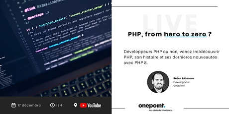 PHP, from hero to zero ? billets