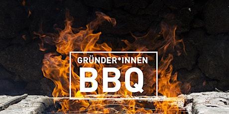 Gründer*innen-BBQ #3 Tickets