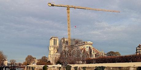 Faire revivre Notre-Dame de Paris : enjeux théologiques tickets