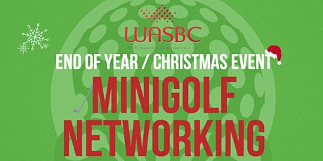 WASBC End of Year / Christmas Event tickets
