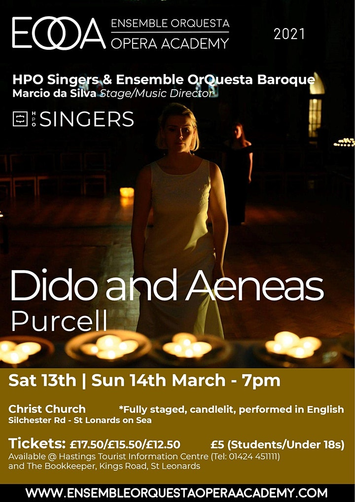 EOrQ Opera Academy | Purcell • Dido & Aeneas image