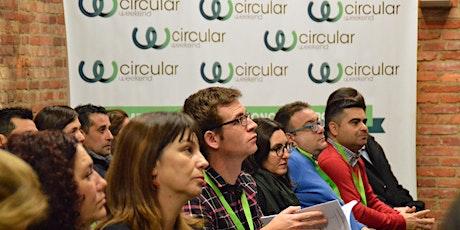 Circularweekend Gijón diciembre 2020(ONLINE) entradas