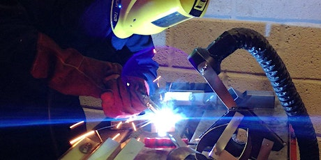 Introductory Welding for Artists (Sat 8 May 2021 - Afternoon) tickets