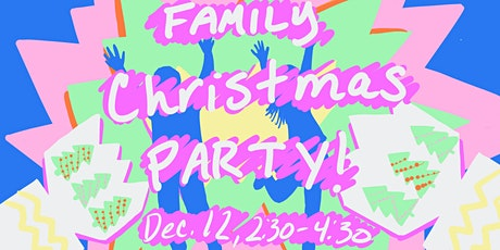 Christmas Crackers Party for Families tickets