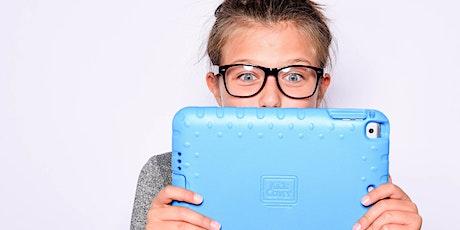 Fortbildung: Kreative Nutzung von Tablets im Unterricht Tickets