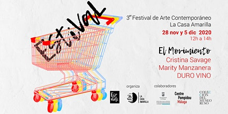ESTIVAL 2020 (I) EL Movimiento Performance + Audiovisual tickets