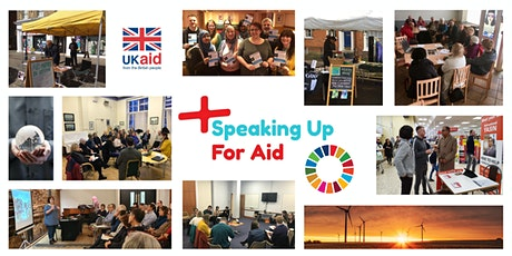 Speak Up for Aid, Development, Climate Change and Global Solidarity tickets