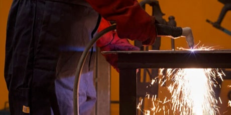 Metal Fabrication for Artists & Designers (Mon & Tues,  24 - 25 May 2021) tickets