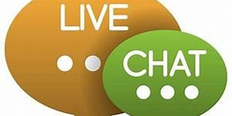 Friday Live Chat - Mental Health & Covid-19 tickets