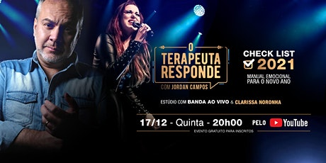 O TERAPEUTA RESPONDE  - CHECK LIST 2021 bilhetes