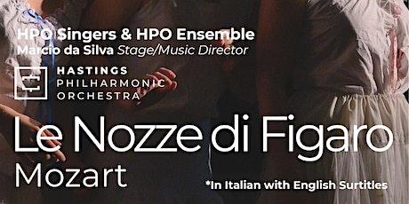 EOrQ Opera Academy   Mozart • Le Nozze di Figaro tickets
